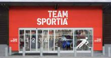 Team Sportia etablerar i  Kongahälla Center