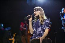 Barn på Palladium – Jazz på Pippis vis med Sarah Riedel på Palladium Malmö 20 oktober