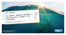 Tamro mukana Lääkkeetön Itämeri 2019 -kampanjassa: Vanhat lääkkeet apteekkiin, ei Itämereen