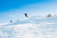 Higher slope, longer skirun thanks to Amazon Web Services
