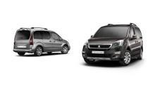 Peugeot visar ny generation av storsäljaren Partner