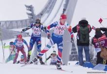 Laguttak sprint kvinner