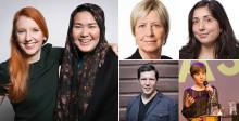 Tre författarsamtal om flykt