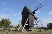 Kvarnen i Borgs by visas på Kvarndagen