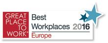 Tre är en av Europas bästa arbetsplatser