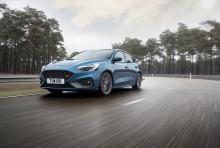 Díky Sportovním Technologiím podává nový Focus ST lepší výkony v přímém směru i v zatáčkách