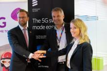 Telia Norge skal bygge ut et nasjonalt 5G-nett i løpet av 2023