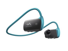 Music while you work out: wearable, waterproof  Walkman® WS610 series now with Bluetooth® wireless technology