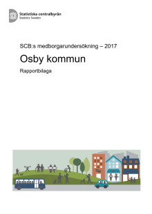 medborgarundersökningen 2017, Osby kommun rapportbilaga