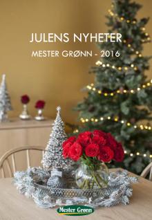 Julens tilbehør fra Mester Grønn