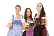 Tyrolermusik, øl og fællessang – det er tid til Oktoberfest!