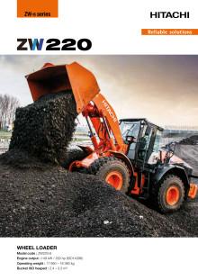 ZW220-6 broschyr