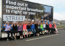 Digital Scotland Superfast Broadband celebrates fibre broadband availability across North Ayrshire