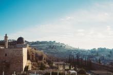 Felsendom, Totes Meer und Tel Aviv: Israel ist der nächste Stopp des #alphaddicted Koffers