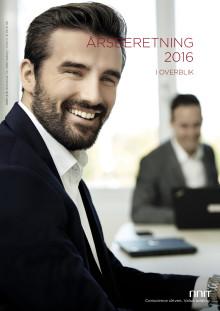 Årsrapporten overblik NNIT 2016 - dansk