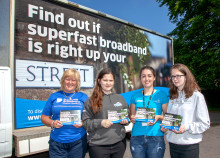 Digital Scotland Superfast Broadband reaches more of Dumfries and Galloway