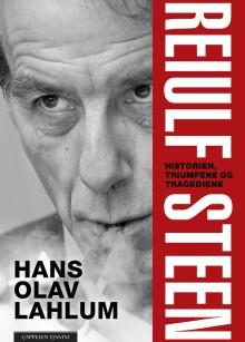 Hans Olav Lahlum skal skrive biografien om Einar Gerhardsen