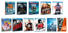 New titles in August from Universal Sony Pictures Home Entertainment