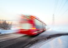 De här däcken väljer Arriva till sina bussar i vinter