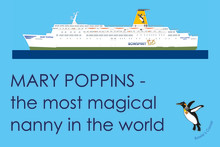 MARY POPPINS - the most magical nanny in the world