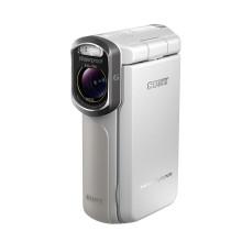 Ein Camcorder – bereit für jedes Abenteuer: die wasserdichte Handycam GW55VE