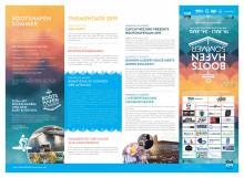 Die Thementage des Kieler Bootshafensommers 2019