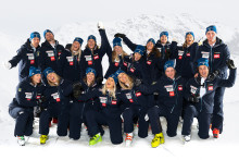 Mix Megapol blir mediapartner till Ski Team Sweden Alpine