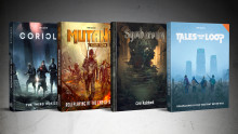 Free League Publishing at Dragonmeet 2018 – Bringing you to other worlds