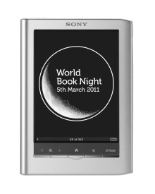 Celebrate World Book Night with Reader™ by Sony