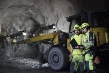 Zinkgruvan Mining och Telia bryter ny mark