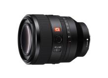 Sony étend sa gamme d'objectifs monture E dédiés aux hybrides Alpha plein format avec le FE 50mm F1.2 G Master™