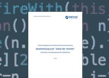 """Überarbeitete Version der TeleTrusT-Handreichung """"Stand der Technik"""" veröffentlicht"""