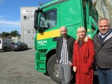 Ragn-Sells Haugesund kåret til månedens bedrift