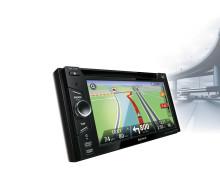 Sony dévoile ses nouveaux autoradios 2DIN équipés du système de navigation TomTom