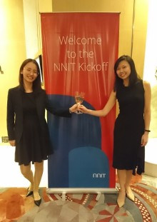 Supporting NNIT's commitment to Sustainable Development Goal No. 5 in Singapore