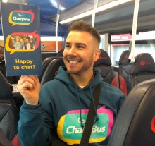 250 bus passengers get chatty in Go North East campaign tackling UK's loneliness epidemic