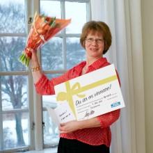 Susanne från Järfälla vann 1 miljon på lott från Miljonlotteriet!!