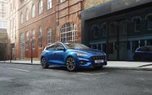 Nye Ford Focus EcoBoost hybrid med 17% lavere drivstofforbruk