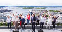 Fire år som Norges beste arbeidsplass