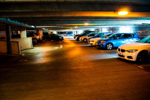 Free Multi-Storey Parking after 3pm