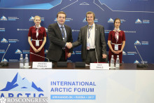 Russia and Norway - Arctic collaboration platforms