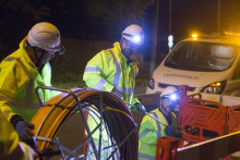 Openreach roadworks to get under way in Coatbridge