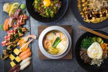 RAW Sushi & Grill – Ny Brunchmeny
