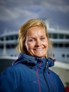 Asta Lassesen ny kommersiell direktør i Hurtigruten