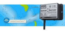 Digital Yate Sonar Server agrega batimetría tiempo real a Navionics Boating App