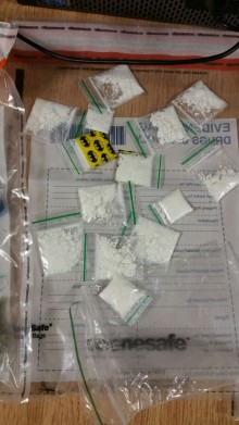 Man arrested and drugs recovered following stop-search in Breck Road, Liverpool