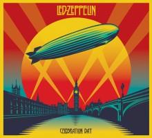 Led Zeppelins återförening förevigad - nu släpps Celebration Day