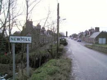 Newmill flood scheme