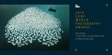 Eröffnung Ausstellung Sony World Photography Awards 2018