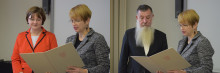 Professorin für BWL und Professor für Elektrotechnik ernannt